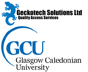 Geckotech Solutions Ltd and Glasgow Caledonian University